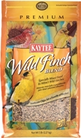 Kaytee Wild Bird Food, Wild Finch Blend, 5 lbs
