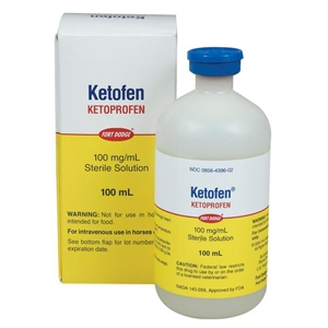 Ketofen for Horses, 100 ml