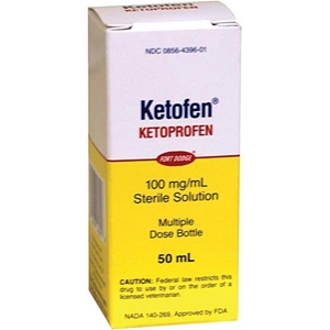 Ketofen for Horses, 50 ml