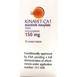 Kinavet CA1 150 mg, 30 Coated Tablets