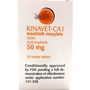 Kinavet CA1 50 mg, 30 Coated Tablets