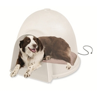 Lectro-Soft Igloo Style Heated Bed & Cover, Large