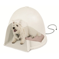 Lectro-Soft Igloo Style Heated Bed & Cover, Small