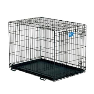 "Life Stage Dog Crate, 24"" x 18"" x 21"""