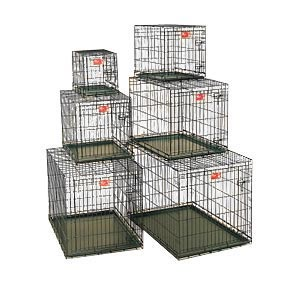 "Life Stage Dog Crate, 30"" x 21"" x 24"""