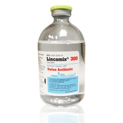 Lincomix Injectable 300 mg, 100 ml