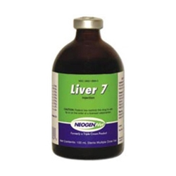 Liver 7 Injection, 100 ml