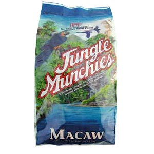 Macaw Jungle Munchies, 25 lb