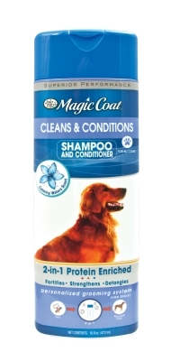 Magic Coat 2-in-1 Shampoo & Conditioner, 16 oz