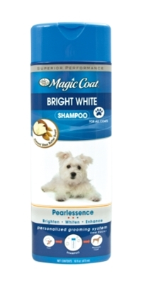 Magic Coat Bright White Shampoo, 16 oz