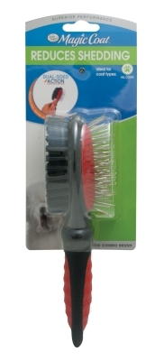 Magic Coat Dual-Sided Combo Brush