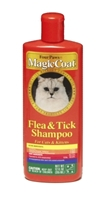 Magic Coat Flea & Tick Shampoo for Cats & Kittens, 12 oz