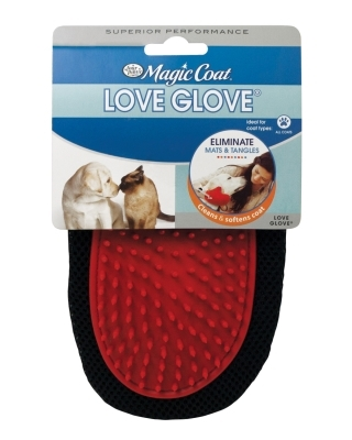 Magic Coat Love Glove Grooming Mitt