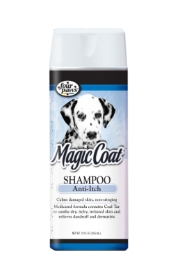 Magic Coat Medicated Anti-Itch Shampoo, 16 oz
