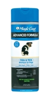 Magic Coat PLUS Advanced Formula Flea & Tick Shampoo for Dogs, 16 oz