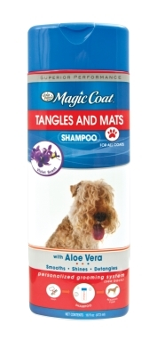 Magic Coat Tangle & Mats Shampoo