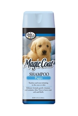 Magic Coat Tearless Puppy Shampoo, 16 oz