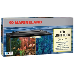 "Marineland LED Light Hood, 20"" x 12"""