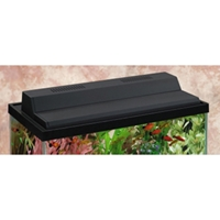 "Marineland Recessed Hood Black Finish, 20"" x 10"""