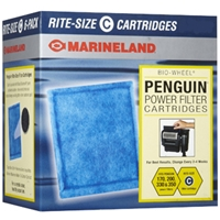 Marineland Rite-Size Filter Cartridges Size C, 48 ct