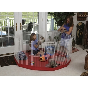 "Marshall Deluxe Play Pen, 29"" x 18"""