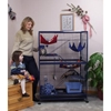 "Marshall Folding Mansion Ferret Home, 37"" x 24"" x 56"""