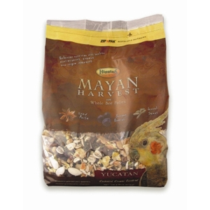 Mayan Harvest Yucatan Blend Small Hookbill Bird Food, 20 lb