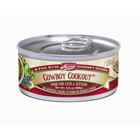 Merrick Cat Food Cowboy Cookout, 5.5 oz - 24 Pack
