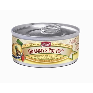 Merrick Cat Food Grammy's Pot Pie, 5.5 oz - 24 Pack