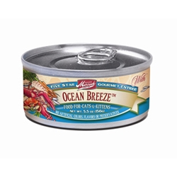 Merrick Cat Food Ocean Breeze, 5.5 oz - 24 Pack
