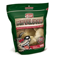 Merrick Dog Treats Buffaloves Bones, 13 oz - 12 Pack