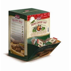Merrick Dog Treats French Country Cafe Sausage, 34 ct