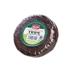 Merrick Dog Treats Tripe Steak Patties, 5 ct - 15 Pack