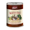 Merrick Grain Free Brauts-N-Tots Canned Dog Food, 13.2 oz - 12 Pack