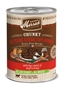 Merrick Grain-Free Chunky Big Texas Steak Tips Dinner Canned Dog Food, 12.7 oz, 12 Pack