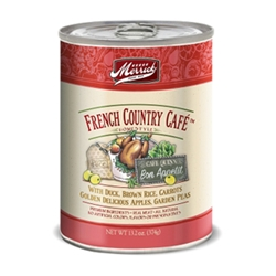 Merrick Grain Free French Country Cafe Canned Dog Food, 13.2 oz - 12 Pack