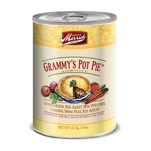 Merrick Grain Free Grammy's Pot Pie Canned Dog Food, 13.2 oz - 12 Pack