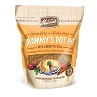 Merrick Grain-Free Kitchen Bites Grammys Pot Pie Dog Treats, 9 oz
