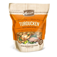 Merrick Grain-Free Kitchen Bites Turducken Dog Treats, 9 oz