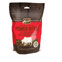 Merrick Grain-Free Power Bites Dog Treats, Real Texas Beef Recipe, 6 oz