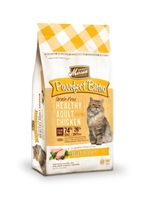 Merrick Grain-Free Purrfect Bistro Healthy Adult Chicken Dry Cat Food Recipe, 4 lbs