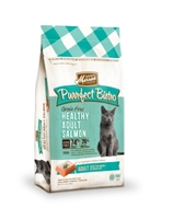 Merrick Grain-Free Purrfect Bistro Healthy Adult Salmon Dry Cat Food Recipe, 4 lbs