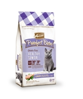 Merrick Grain-Free Purrfect Bistro Healthy Senior Dry Cat Food Recipe, 4 lbs