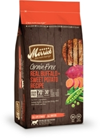 Merrick Grain-Free Real Buffalo & Sweet Potato Dry Dog Food Recipe, 4 lbs