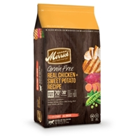 Merrick Grain Free Real Chicken & Sweet Potato Dog Food, 25 lb