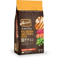 Merrick Grain Free Real Chicken & Sweet Potato Dog Food, 4 lb - 6 Pack