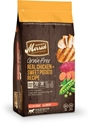 Merrick Grain-Free Real Chicken & Sweet Potato Dry Dog Food Recipe, 4 lbs