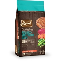 Merrick Grain Free Real Duck & Sweet Potato Dog Food, 4 lb - 6 Pack