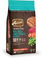 Merrick Grain-Free Real Duck & Sweet Potato Dry Dog Food Recipe, 4 lbs
