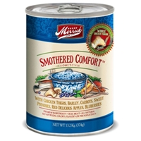 Merrick Grain Free Smothered Comfort Canned Dog Food, 13.2 oz - 12 Pack